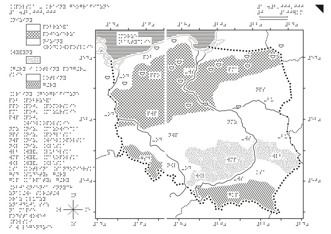 P3 Krainy Geograficzne