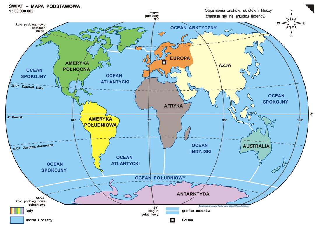 S3 Mapa Podstawowa
