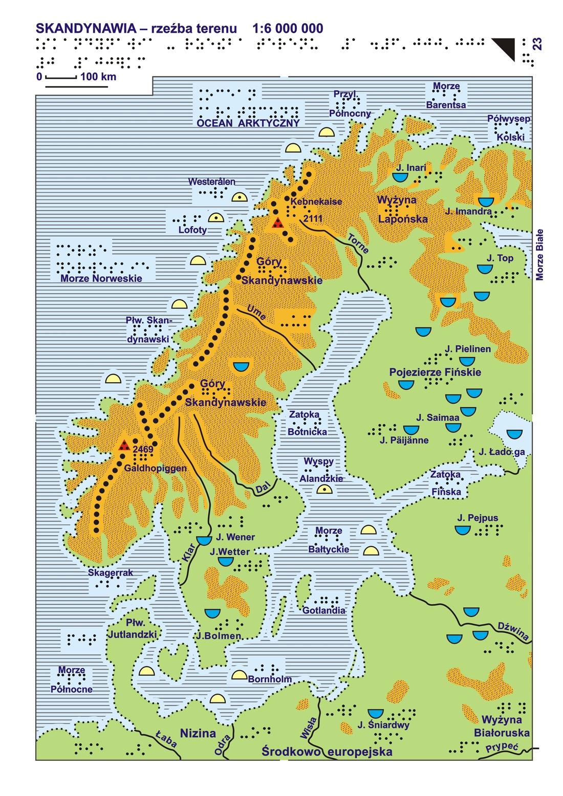 Gory Skandynawskie Mapa Swiata Serial Gorale Gory Mapa